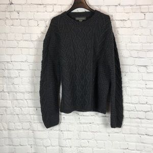 Banana Republic Thick Cable Knit Sweater